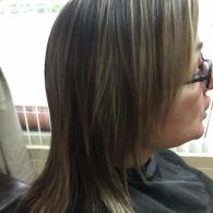 Women's Shampoo, Cut And Style
